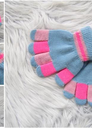 Стильные варежки перчатки рукавицы