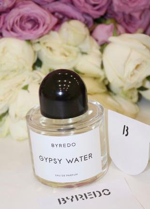 Byredo Gypsy Water Оригинал EDP  5 мл Затест_парф.вода
