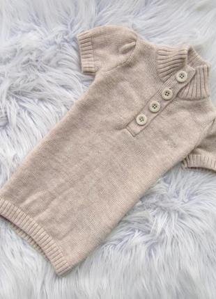 Стильное теплое платье туника свитер tommy hilfiger