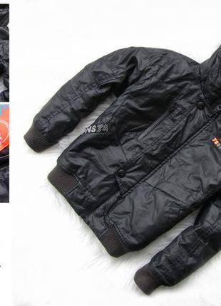 Стильная теплая куртка  с капюшоном next.