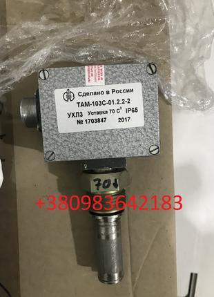 Датчик-реле температуры ТАМ-103С-01.2.2-2