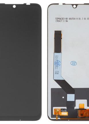 Дисплей (екран, сенсор, LCD, тачскрін) Xiaomi Redmi Note 7 Origin