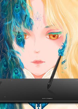 Графический планшет XP-Pen Deco 01 V2 (10 дюймов)