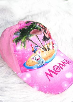 Стильная  шапка блейзер бейсболка moana