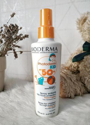 Biodermaphotoderm kid spray spf 50+