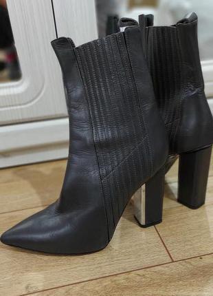 Нереальные Кожаные ботинки, ботильоны