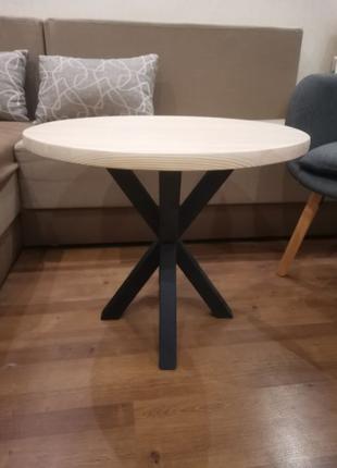 Журнальный кофейный столик лофт