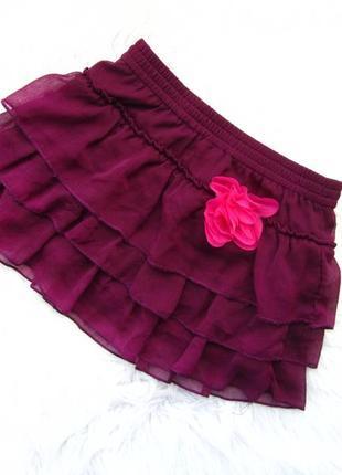 Стильный юбка  болеро h&m