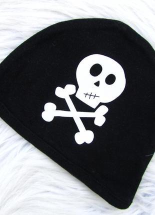 Стильная шапка george пират