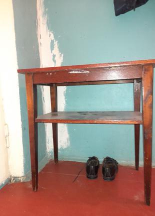 продам   стол  под   ТВ ,   из   ссср,    б  / у