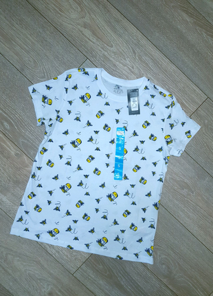 Модная футболка, размер S, подойдет на M. Фирма Primark.