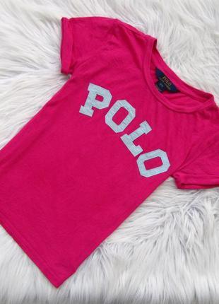 Стильная футболка polo ralph lauren