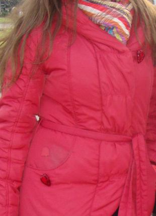Куртка весенняя на синтепоне, курточка, пальто, куртка осень-зима