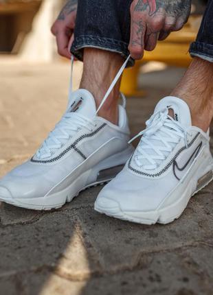 Nike air max 2090 white