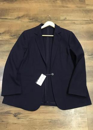 Структурированный костюмный пиджак violeta by mango