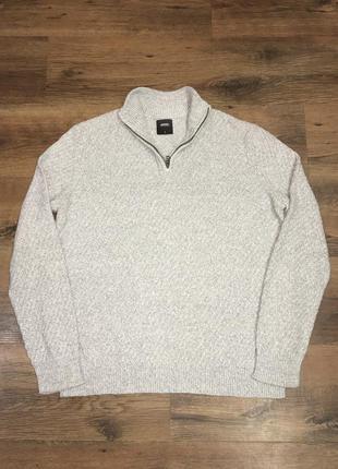 Красивый классический свитер burton menswear london