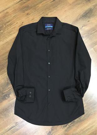 Фирменная стильная рубашка burton menswear london
