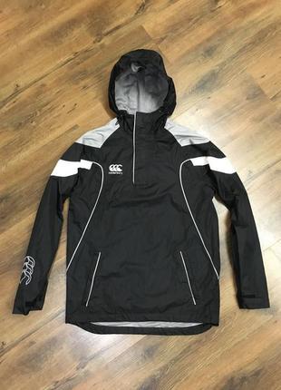 Спортивная куртка ветровка анорак canterbury