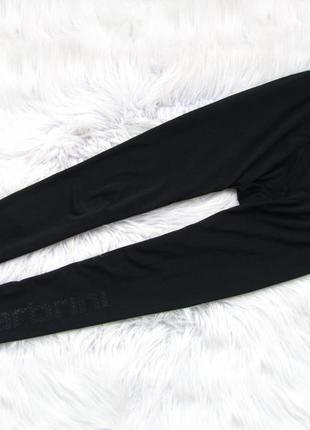 Стильные компрессионные лосины  штаны брюки carbrini
