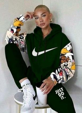 !Топ! Бренд vip Nike vip Спортивный женский костюм ХИТ2021NEW