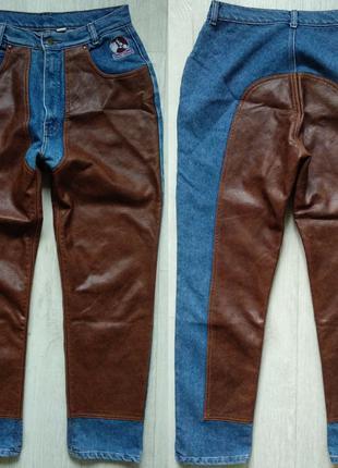 Cottage craft конный спорт верховая езда джинсы унисекс штаны