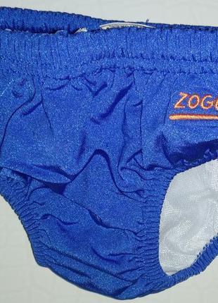 Zoggs трусики непроливайка многоразовые подгузники плавки