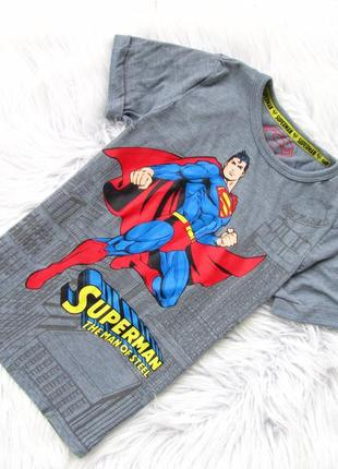 Стильная футболка marks & spencer superman
