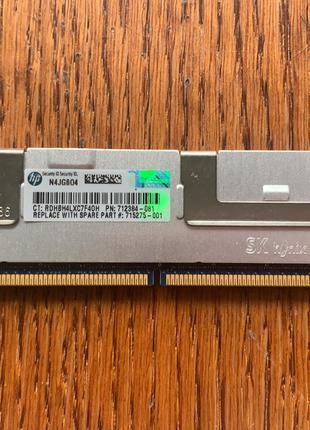 Оперативная память  ECC REG   DDR3 32GB 4Rx4 SK hynix  1866MHz