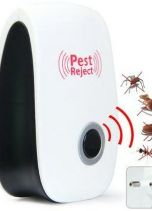 Ультразвуковий електромагнітний відлякувач гризунів і комах