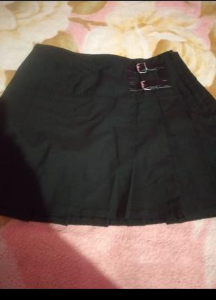 школьная юбочка