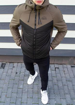 """Куртка pobedov jacket """"soft shell combi v2"""""""