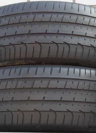225/45 R17 Pirelli Pzero Run-Flat Летние шины б.у из Германии ...