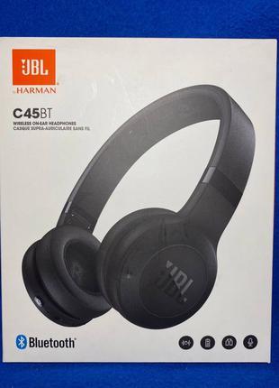 Наушники JBL C45BT Bluetooth