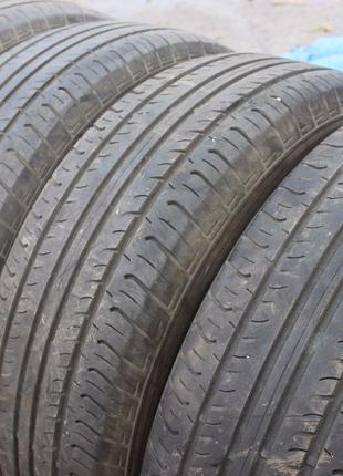 225-60-R17 летняя резина шины HANKOOK OPTIMO GERMANY 4 штуки р...