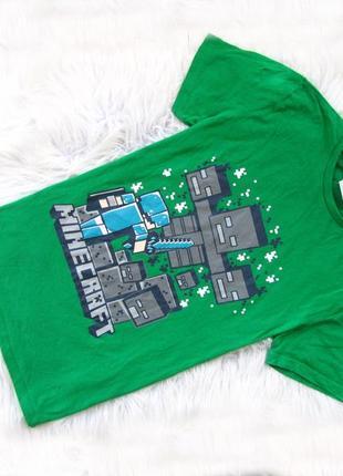 Стильная футболка primark minecraft.