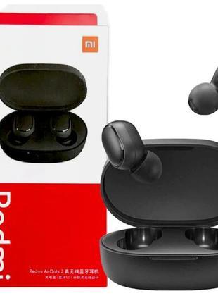 Беспроводные наушники Xiaomi Redmi AirDots 2 Bluetooth наушники