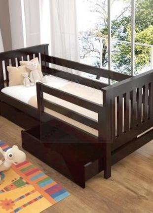 Кровать из спальным местом 80*160.