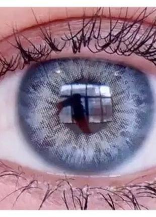 Цветные контактные линзы с диоптрией