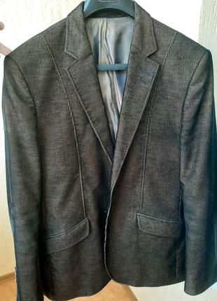 Пиджак на праздник, выпускной, свадьбу, повседневной носки