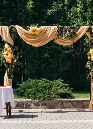 Аренда свадебной арки (1000 грн)