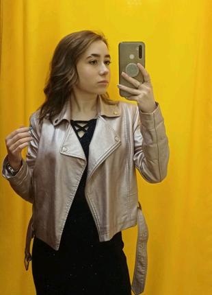 Куртка косуха New Look 42 размера