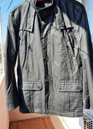 Шикарная куртка с пропиткой