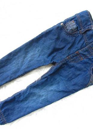 Стильные джинсы штаны брюки tape a loeil