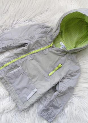 Стильная куртка с капюшоном kitchoun