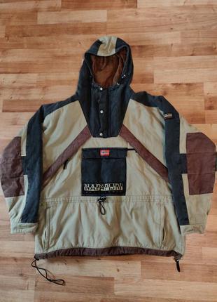 Napapijri skidoo voyage анорак куртка