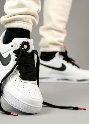 Nike кроссовки Air Force 1 Low 'G-Dragon-White'.ОРИГИНАЛ!!! 44рр.