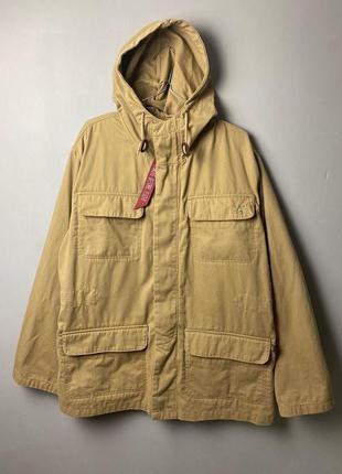 Курточка alpha industries jacket