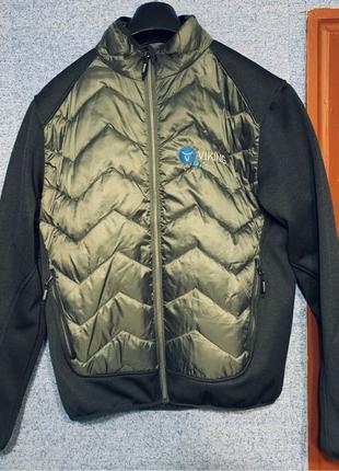 Новая тёплая куртка-бомбер VIKING
