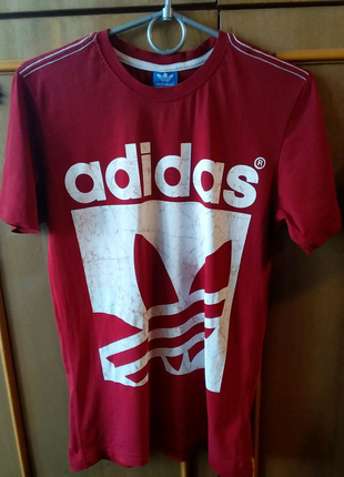 Футболка Adidas made in Turkey унисекс