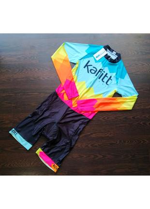 Спортивный вело костюм / вело шорты от Kafitt